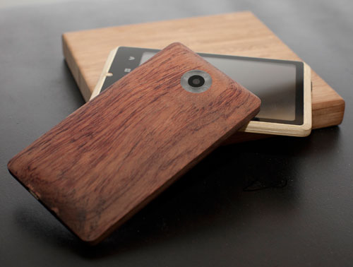 The Bamboo Smartphone by ADzero