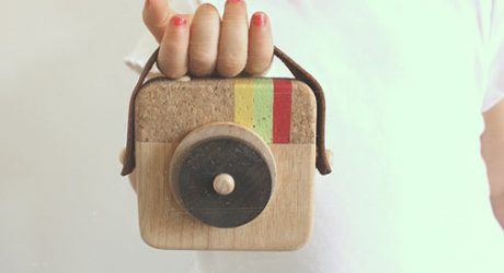 Anagram: A Wooden Toy Inspired by Instagram