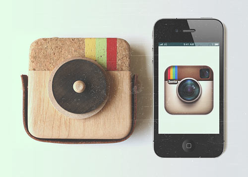 Anagram: A Wooden Toy Inspired by Instagram in technology style fashion main  Category