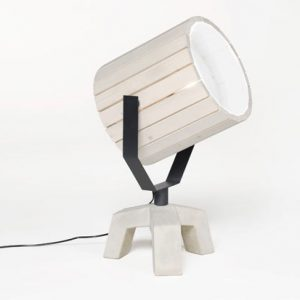 The Barrel Lamp by Nieuwe Heren for New Duivendrecht
