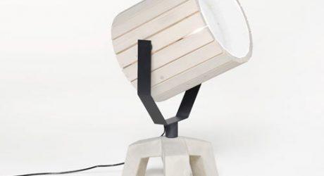 The Barrel Lamp by Nieuwe Heren for New Duivendrecht