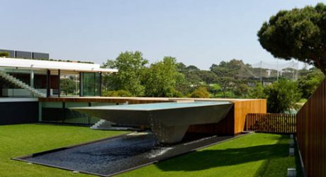 Casa Vale Do Lobo by Arqui+ Arquitectura