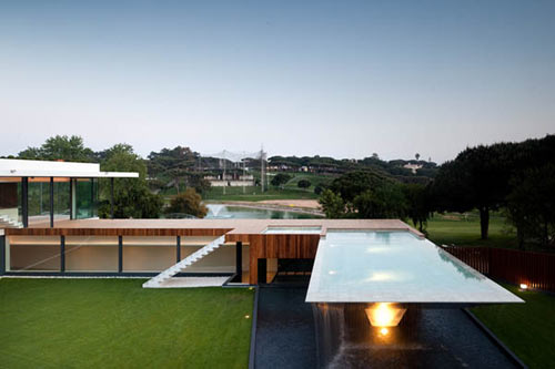 Casa Vale Do Lobo by Arqui+ Arquitectura in architecture  Category