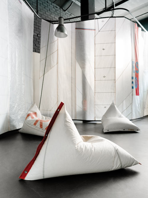 DVELAS Furniture Made from Sails in main home furnishings  Category