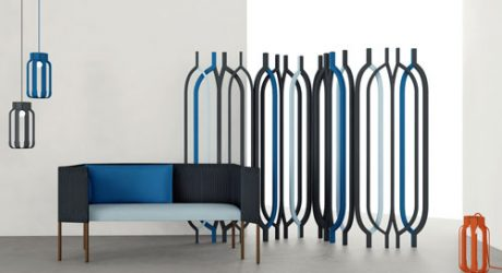 Lebanese-Inspired Furniture Collection by Charles Kalpakian for Dar en Art