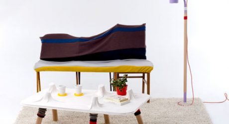 Furniture Inspired by Your Socks by Greg Papove