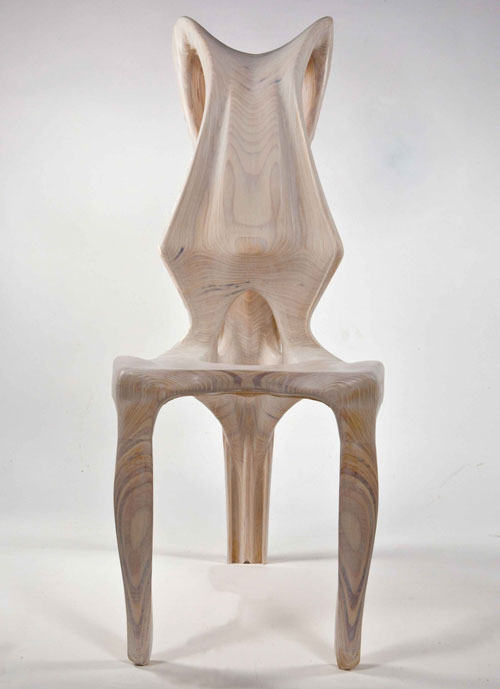 Exocarp Chair by Guillermo Bernal in home furnishings  Category