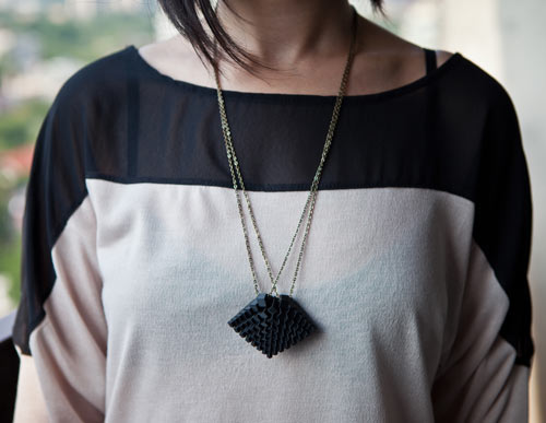 3D Printed Jewelry by Hot Pop Factory