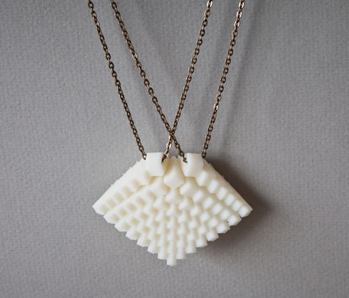 3D Printed Jewelry by Hot Pop Factory in technology style fashion main  Category