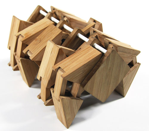The Humble Velocipede Kinetic Sculpture by Small Wonder Toys