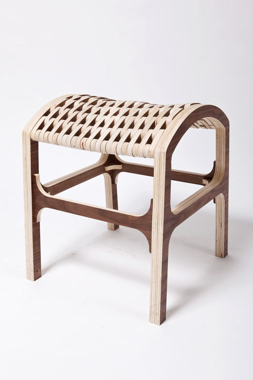 Caterpillar Stool by Hyeonil Jeong in main home furnishings  Category