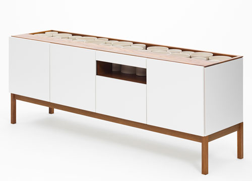5 Great Design Ideas from 100% Design London JiB 2 Credenza O