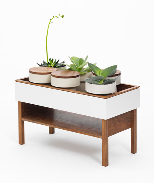 Credenza O & Console O Oak Storage Pieces by JiB design studio in main home furnishings  Category