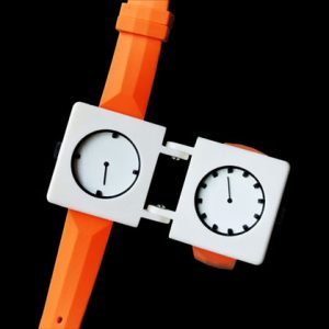 split-T-ime Limited Edition 2012 Watch by Paul Kweton