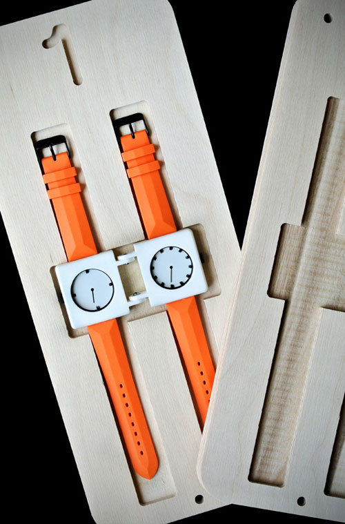 split T ime Limited Edition 2012 Watch by Paul Kweton in technology style fashion main  Category