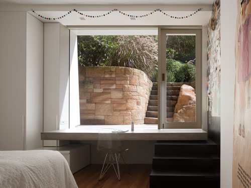 Skirt + Rock House by MCK Architects in main architecture  Category