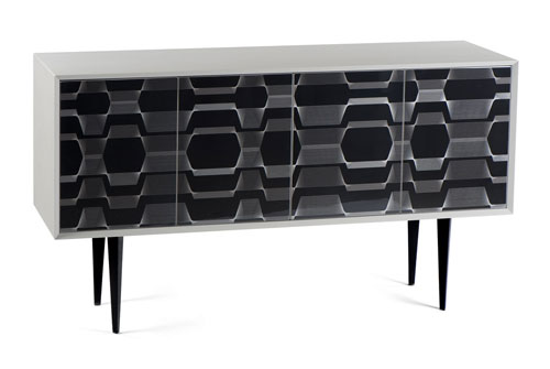 MACMAMAU Engraved, Stamped and Painted Modern Italian Furniture in main home furnishings  Category