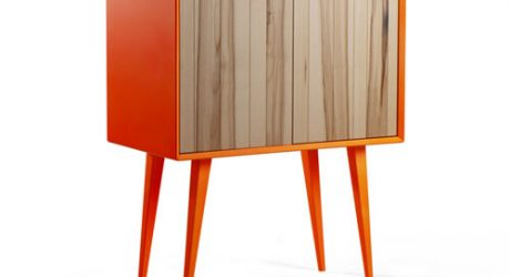 MACMAMAU Engraved, Stamped and Painted Modern Italian Furniture