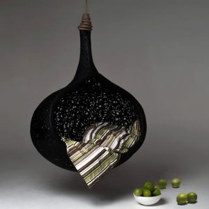 Natural Resin / Volcanic Basalt Furniture by Maffam Freeform