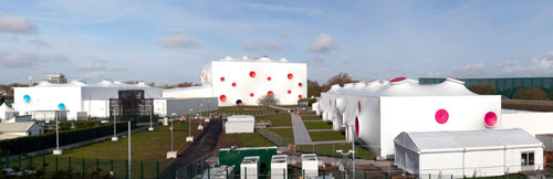 Olympic Shooting Venue by Magma Architecture in main architecture  Category