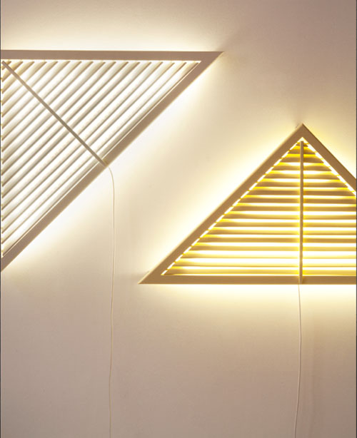 Daylight Lamp Sculptures by Philippe Malouin in home furnishings  Category