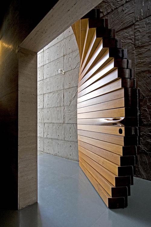 Curtain Door By Matharoo Associates Design Milk