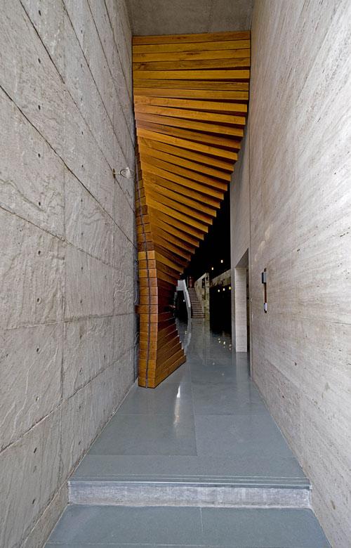 & Curtain Door by Matharoo Associates - Design Milk Pezcame.Com