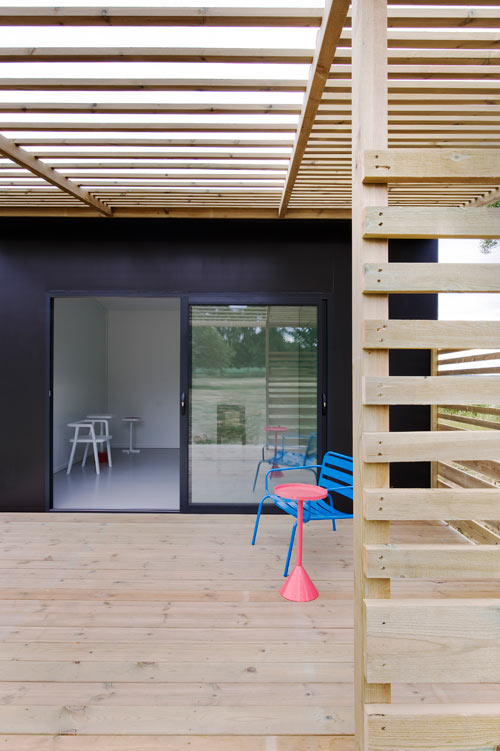 Mini House 2.0: Modern Prefab in main architecture  Category