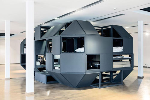 Verbandkammer Flexible, Multifunctional Workspace by Nilsson Pflugfelder in main architecture  Category