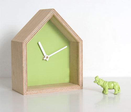 Albert Showcase Clock by Sven Stornebel in main home furnishings  Category