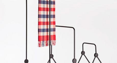 Norwegian Designers Strek Collective's Versatile Trestles, Lamps and Containers