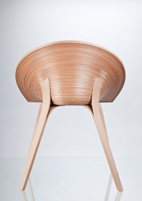 Tamashii Chair by Anna Štepánková in home furnishings  Category