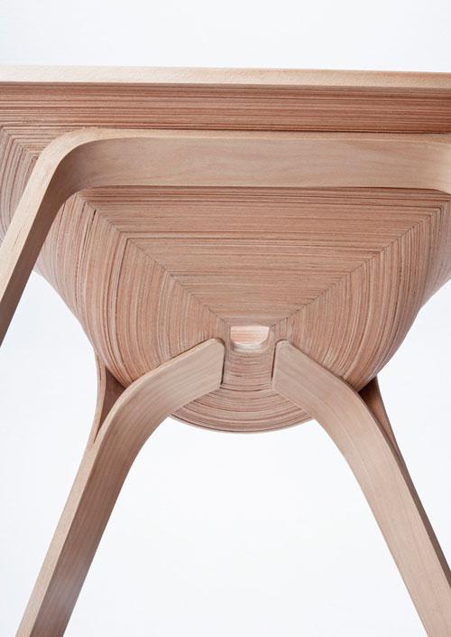 Tamashii Chair by Anna Štepánková in main home furnishings  Category