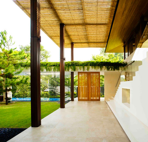 Tannga House by Guz Architects in architecture  Category