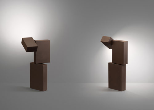 Boxes by Josep Lluís Xuclà for Vibia in main home furnishings  Category