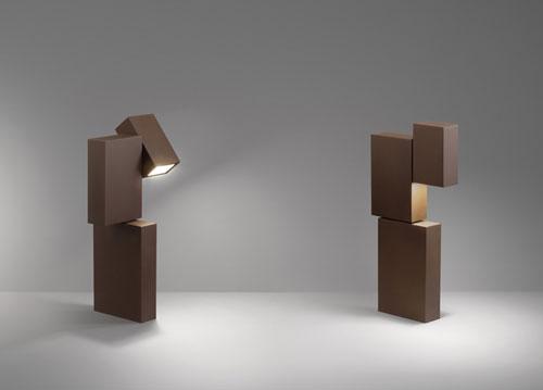 Boxes by Josep Lluís Xuclà for Vibia