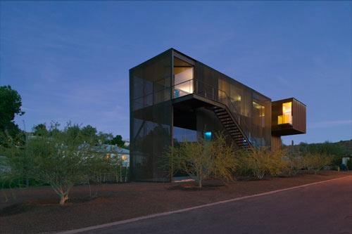 Xeros Residence by Blank Studio