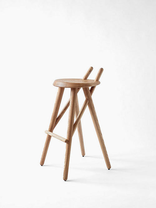 Creative Barstool 02 by LUGI in main home furnishings  Category