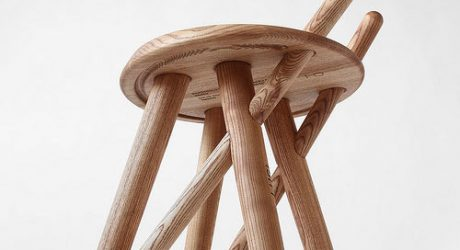 Creative Barstool 02 by LUGI