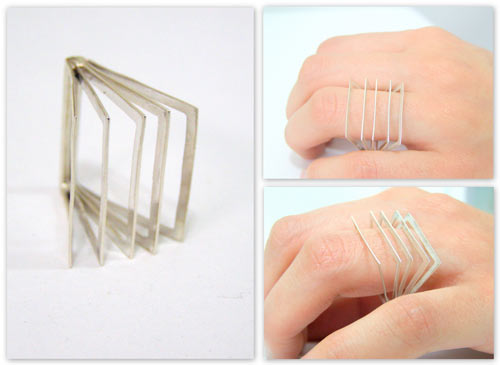 Book Ring by Elsie Ralston