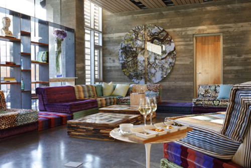 H2 Hotel Healdsburg in interior design art architecture  Category