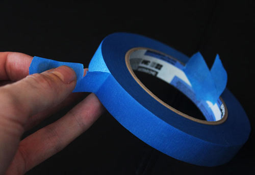 Dominic Wilcoxs Giant ScotchBlue Tape Flower Sculpture in sponsor main art  Category