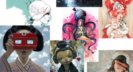 Eyes On Walls Upgrade Your Art Contest – Win $400 to spend on Art!