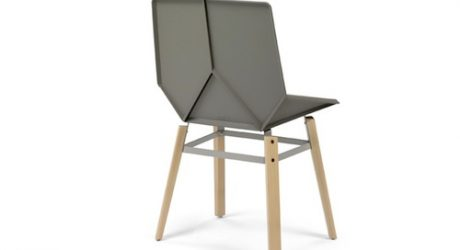 Chair Green by Javier Mariscal