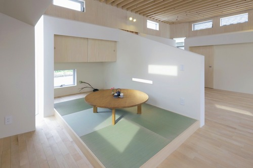 House M by Hiroyuki Shinozaki Architects in interior design architecture  Category