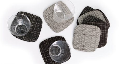Lounge Coasters and Placemats by Chilewich