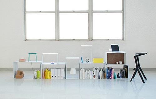 One Shelves by Studio Juju