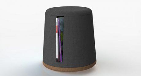 Orbit Stool by Snapp Design