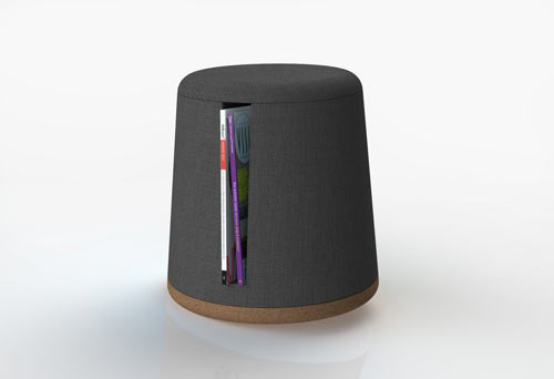 Orbit Stool by Snapp Design