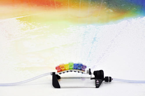 Need A Pick Me Up? Paint A Rainbow in main art  Category